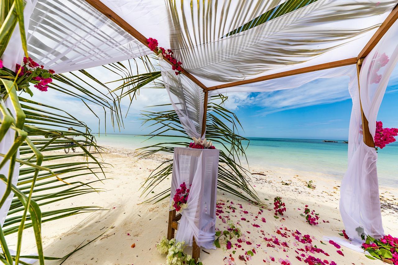 Pragniesz a by twoje wesele odbyło się na świeżym powietrzu?