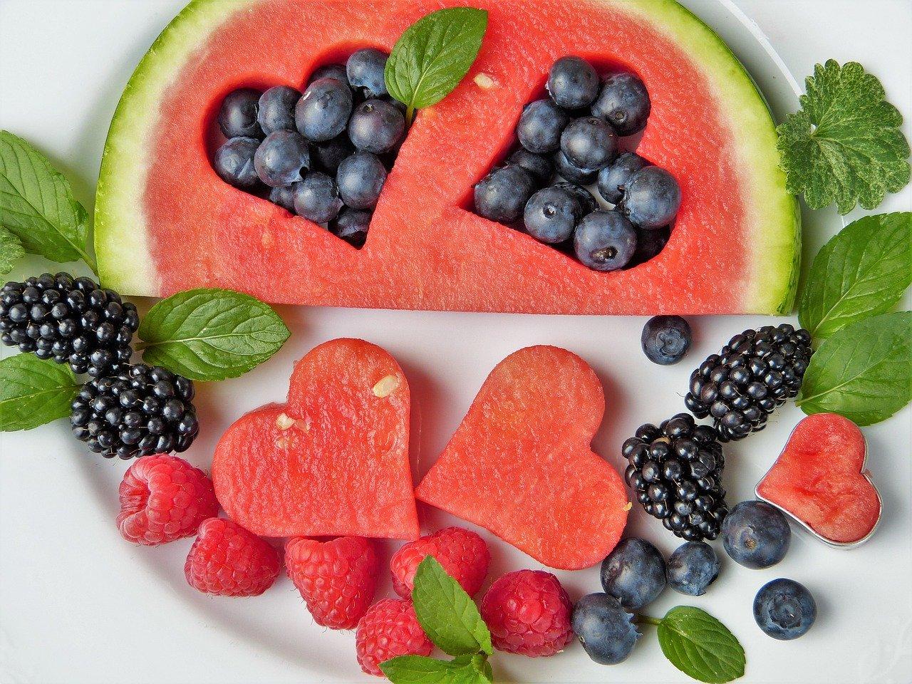 Jakie owoce są zdrowe?